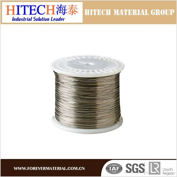 Zibo Hitech low carbon alloy hastelloy c276 spring wire