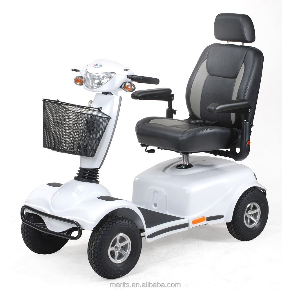 S846 patient disabled elderly suspension handicapped mobility electric scooter