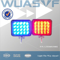 LED exterior light, LED strobe light for police cars and ambulance