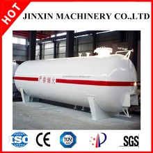 15 Tons capacity lpg storage tank and best quality diesel fuel storage tank for sale