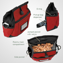 Rapid Rewards Deluxe Dog Training Bag