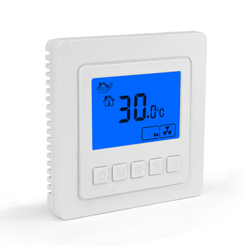 Digital refrigeration temperature controller for room air cooler