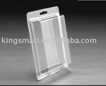 with euro hole clear plastic packaging