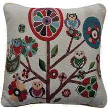 HangZhou Made 45*45 Eco-Friendly Animal Shape Pillow