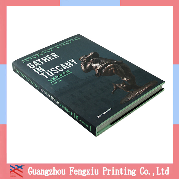 Company Business Promotional Profile Book Printing