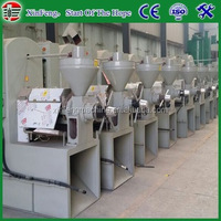 High efficiency cold pressed coconut oil machine with low consumption