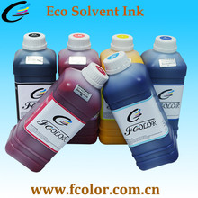 Eco Solvent Based Ink for Roland BN-20 Eco Solvent Printing Ink