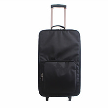 Professional production eminent trolley cheap soft luggage