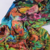 Custom Printed Silk Fabric Digital Print Silk Satin Fabrics