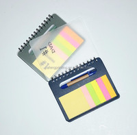 Custom Cheap Notepad with pen