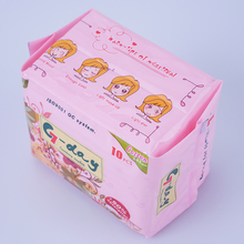 Wholesale disposable softy and relax sanitary pads for lady