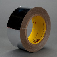 3M 8437 High Tensile Strength Polyester Metalized Film Tape For Splice Detection