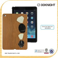 best price real wood mobile case for iPad Air 2
