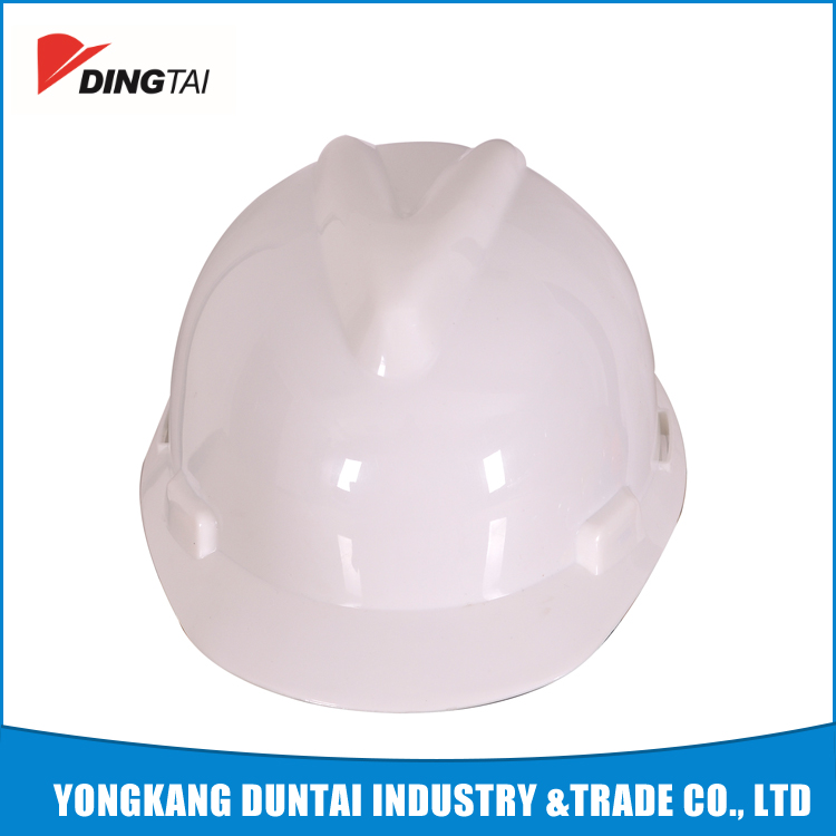 HDPE Worker Helmet Wholesale Function of Safety Hats with Visor