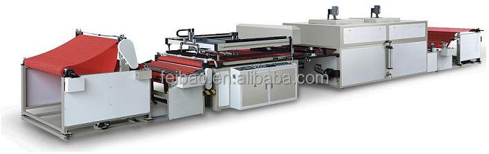 FB-NWF12010l Automatic Walmart bag screen printing machine