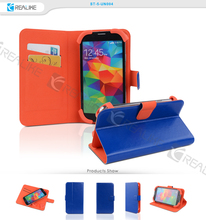 Fashion Universal smartphone wallet leather case