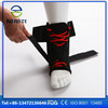 Factory Price Black Ankle Gurad/Adjustable Ankle Sleeve, Compression Ankle Brace