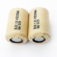 Ceba nicd sc 1300mah rechargeable battery 3.6v