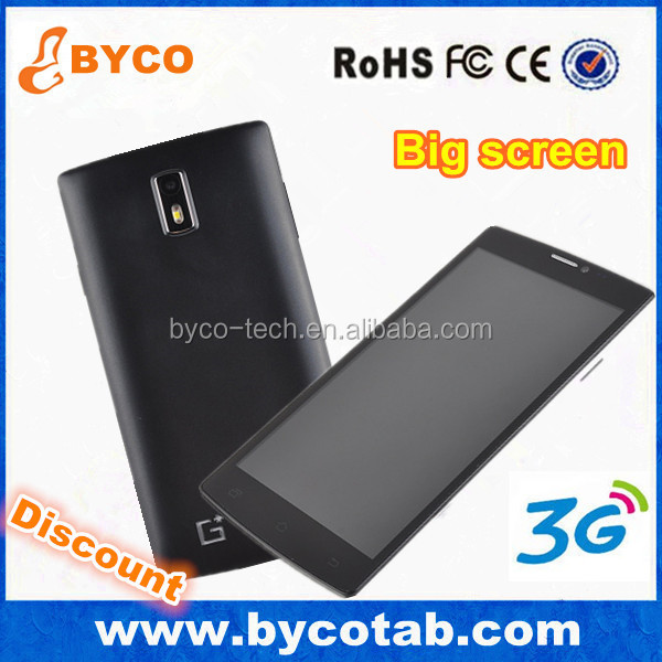 very cheap big screen android phone 3G 1900 chinese dual sim card mini mobile phone