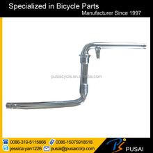 good quality American style one piece steel crank 7inch for bicycle