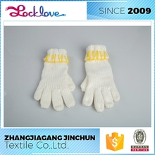 Professional Service Knit Scarf Beanie And Glove Set