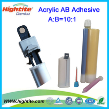 fast dry modified acrylic adhesive AB glue 10:1