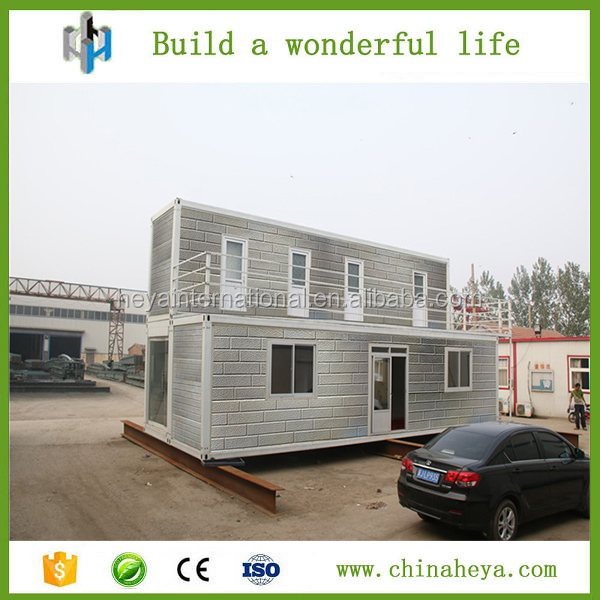 Container site office prefabricated labor camp steel building