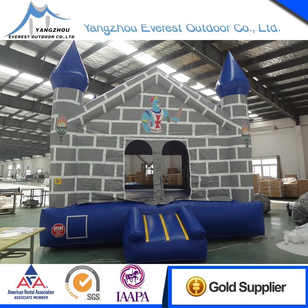 2015 hot selling 15'x15'x15' castle inflatable bouncer castle