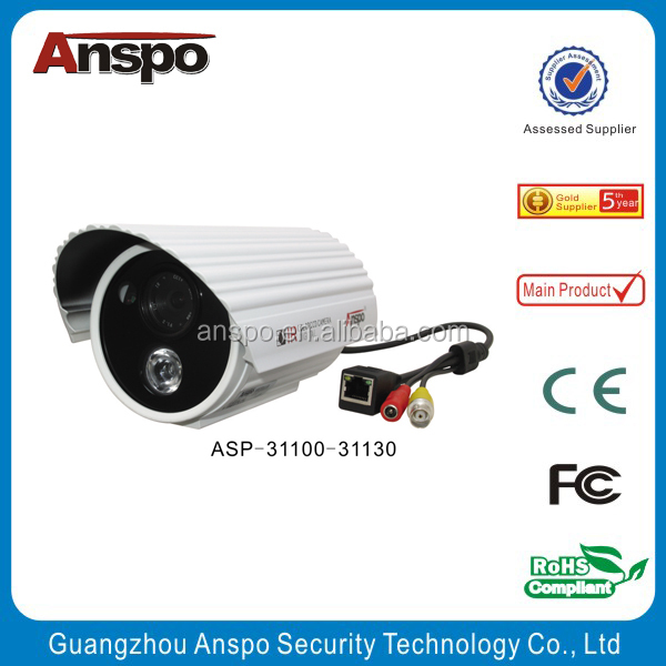 Anspo CCTV High Quality Good Price 1.3 Digital Megapixel Camera factory Guangzhou