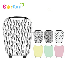 Amazon hot-selling nursing cover Multi-Use Stretchy 4 in 1 baby car seat cover