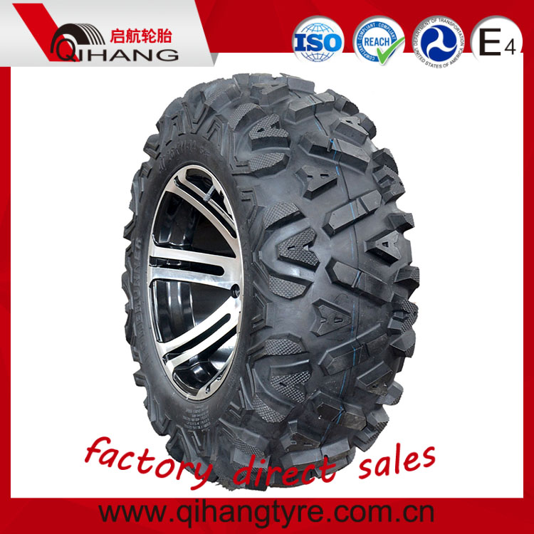 China atv tyre manufacturer wholesale for motorcycle tubless tyre in Quad bike all terrain vehicle