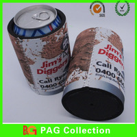 Sublimation printed Can Coolers cozys