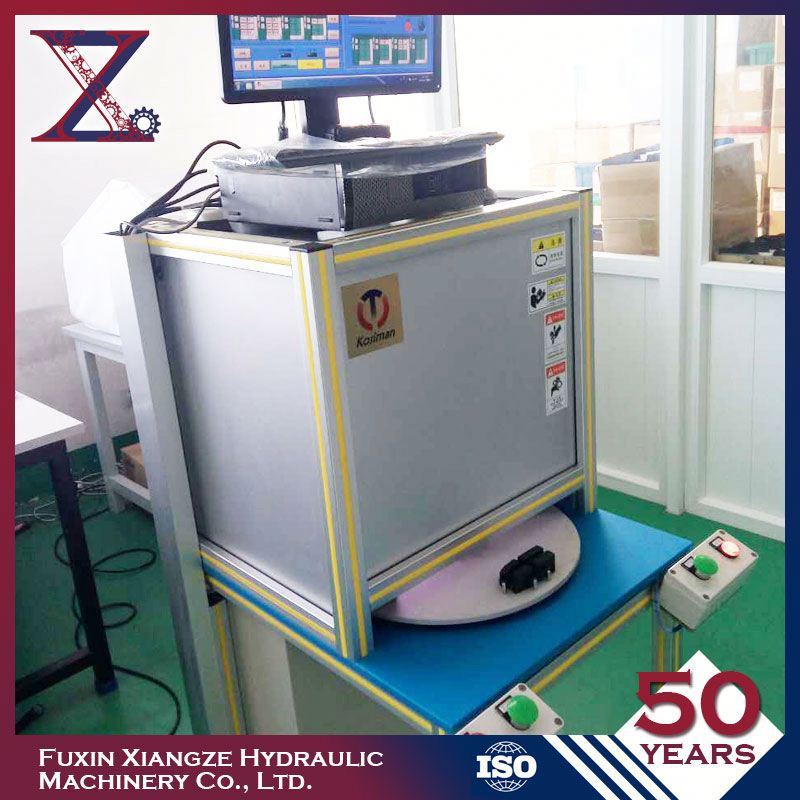 XZ-OTE New product special optical test inspection weld x ray testing equipment
