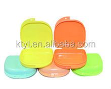 mouthguard Case Box Dental orthodontic Denture Stroage Box/Teeth Container