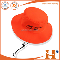 cotton custom design and style wide brim bucket hats for woman and man hot and fancy fisherman cap broadbrim wholesale