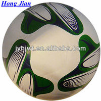 2014 China size 5 rubber soccer ball sports goods