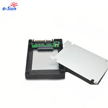 Ultra-thin enclosure 1.8 inch Micro SATA SSD box to SATA2.5 SSD Case for Mini Computer
