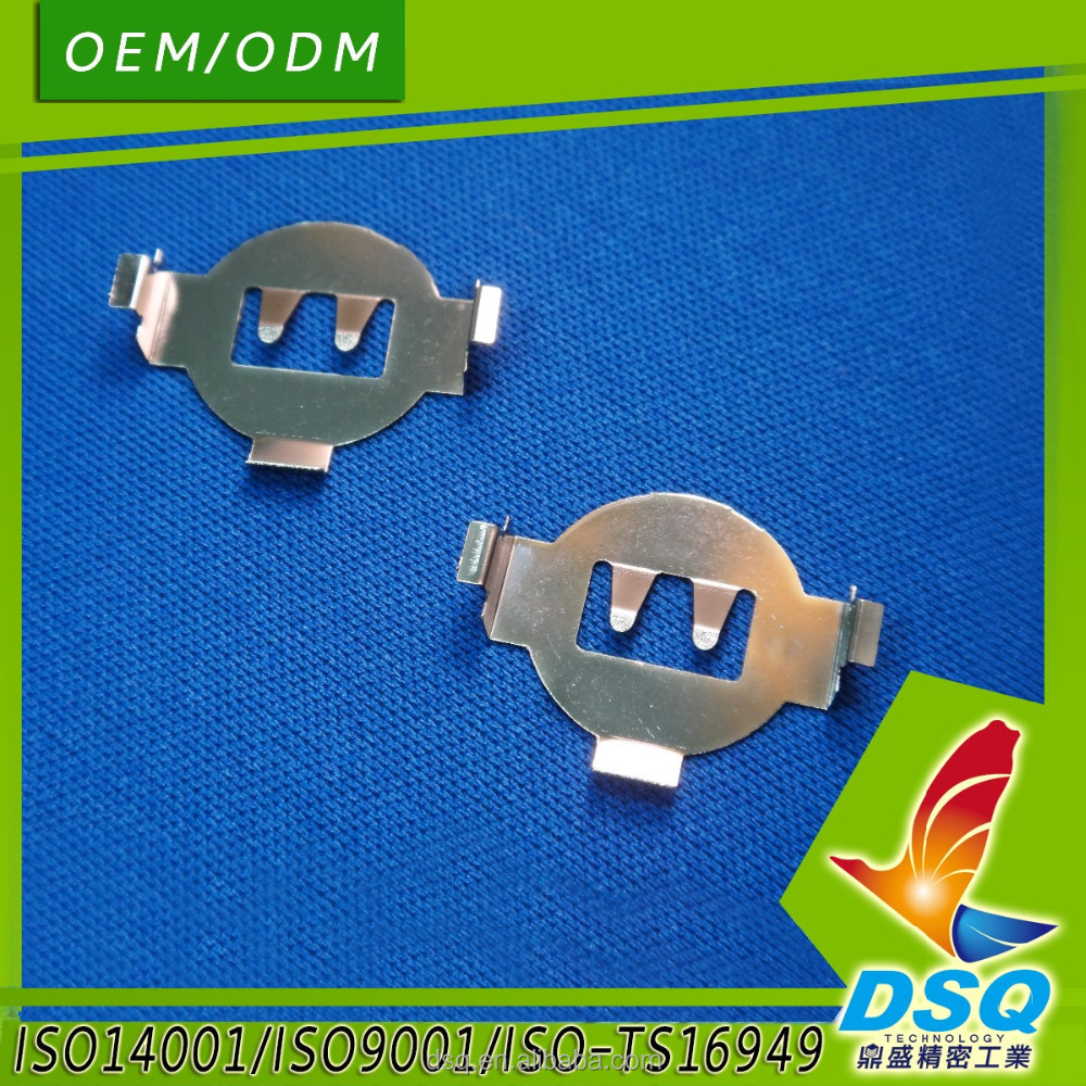 Customized CR927 Battery Holder with Excellent Quality
