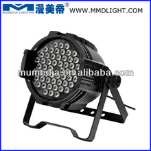dj/disco/club/stage/event/show/wedding effect led light 54*3W 4in1