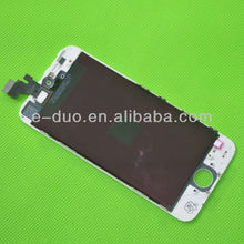 for iphone 5g LCD display touch digitizer screen assembly