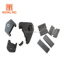 Power tong dies and power tong jaws for sale