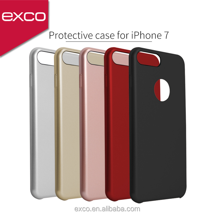 EXCO PC hard latest 5g free sample mobile phone case for iPhone 7