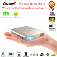 3D mini projector for samsung galaxy s4 pocket projector