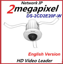 Hikvision DS-2CD2E20F-W ShenZhen IP Camera Small Size CCTV Camera Security Camera Wireless