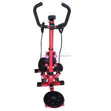 Multifunctional Adjustable Exercise aerobic Stepper ,Twist and Shape Stepper with Dumbbell Fitness Gym Equipment