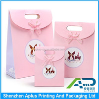 Mothers' Day Christmas Made of Recycled Paper Gift Packaging Shopping Bag