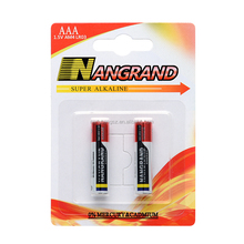 Alkaline mp4 player aaa battery