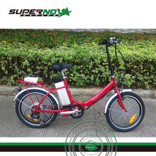 Portable Folding ebike with en15194