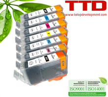 TTD Compatible Ink Cartridge PGI-5 CLI-8 for Canon PIXUS MG5430/MG6330/Ip7230/MX923