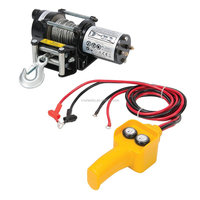 ATV 12V 24V DC Electric Winch